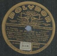 """84 ) 78 Tours 30cm  POLYDOR 566079  """" LA VIE DE BOHEME V """" + """" LA VIE DE BOHEME VI """" - 78 G - Dischi Per Fonografi"""