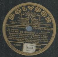 """85 ) 78 Tours 30cm  POLYDOR 566080  """" LA VIE DE BOHEME VII """" + """" LA VIE DE BOHEME VIII """" - 78 G - Dischi Per Fonografi"""