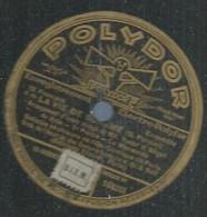 """86 ) 78 Tours 30cm  POLYDOR 566081  """" LA VIE DE BOHEME IX """" + """" LA VIE DE BOHEME X """" - 78 G - Dischi Per Fonografi"""