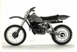 BULTACO MK15 17*12cm Moto MOTOCROSS MOTORCYCLE Douglas J Jackson Archive Of Motorcycles - Automobili
