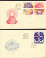 Ref. 444590 * NEW *  - CZECHOSLOVAKIA . 1975. INTERNATIONAL SPACE COOPERATION. COOPERACION ESPACIAL INTERNACIONAL - Unused Stamps