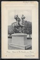 CPA 22 - Dinan, Statue De Du Guesclin Par Frémiet - Dinan