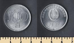 North Korea 100 Won 2005 - Korea, North