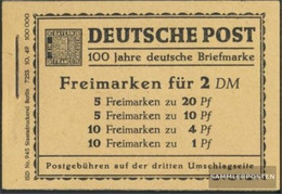 Berlin (West) MH1 (complete Issue) Unmounted Mint / Never Hinged 1949 Berlin Buildings - Neufs