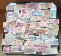 Lot De 45 Billets De Banque - Ohne Zuordnung