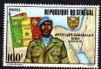 Sénégal N° 416  XX Forces Armées Sénégalaises Au Moyen-Orient Sans Charnière, TB - Senegal (1960-...)
