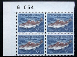 Greenland 1981  Minr.129  MNH (**)  ( Lot Mappe ) - Unused Stamps