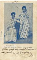 Guinea Espanola Tipos De La Isla De San Thomé . Women . Pionnière. - Sao Tome And Principe