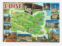 Département L'Oise - Zonder Classificatie