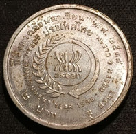 THAILANDE - THAILAND - 2 BAHT 1995 ( 2538 ) - ASEAN - KM 315 - Thailand