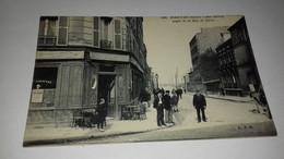 CARTE PANTIN RUE DELIZY ANGLE PARIS 1923 ? - Pantin