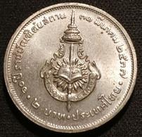 THAILANDE - THAILAND - 2 BAHT 1994 ( 2537 ) - Académie Royale Thaïlandaise De Langue - KM 292 - Thailand