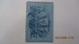 Dépliant : SOUVENIR DE BETHARAM / 12 Fois 2 Illustrations SEPIA - Tourism Brochures