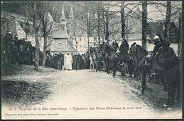 Expulsion Des Pères Chartreux 29 Avril 1903 - N° 5 Pap. Des Alpes - Voir 2 Scans - Chartreuse