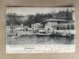 Souvenir De Constantinople. - Turkije