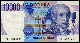ITALY 10000 LIRE 1984 Pick 112d VF - 1000 Liras