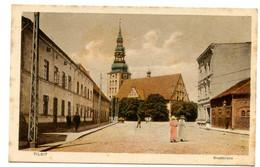Cpa, Tilsit. 41805. Stadtkirche  - RUSSIE  /n 220 - Russia