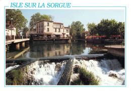 84 - L'Isle Sur La Sorgue - Le Partage Des Eaux - L'Isle Sur Sorgue