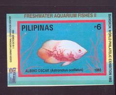 PHILIPPINES 1993 POISSONS  YVERT N°B64  NEUF MNH** - Fishes