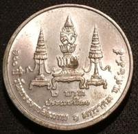 THAILANDE - THAILAND - 2 BAHT 1992 ( 2535 ) - Mahitorn - KM 248 - Thailand