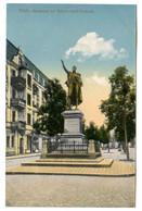Cpa, Tilsit. 204849. Marktplatz Mit Schenkendorf-Denkmal - RUSSIE  /n 228 - Russia