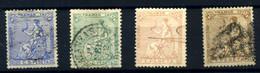 Antillas Española Nº 22/24. Año 1871 - Non Classificati
