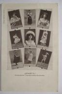 Zirkus Variete Theater, Henriette, Transformatie Soubrette Aus Holland  - Autres