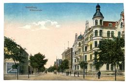 Cpa, Insterburg. N°14. 88352. Wilhelmstrabe  - RUSSIE  /n 239 - Russia