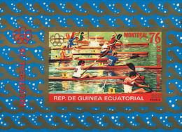 Ref. 327452 * NEW *  - EQUATORIAL GUINEA . 1976. GAMES OF THE XXI OLYMPIAD. MONTREAL 1976. 21 JUEGOS OLIMPICOS VERANO MO - Guinea Ecuatorial