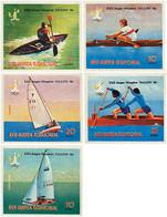 Ref. 79780 * NEW *  - EQUATORIAL GUINEA . 1978. 22 OLYMPIC GAMES MOSCOW SUMMER 1980. 22 JUEGOS OLIMPICOS VERANO MOSCU 1 - Guinea Ecuatorial