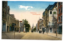 Cpa, Insterburg. N°20. 88354. Hindenburgstrabe  - RUSSIE  /n 240 - Russia