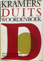 (394) Kramers Duits Woordenboek - Nederlands-Duits - 1973 - Dictionaries