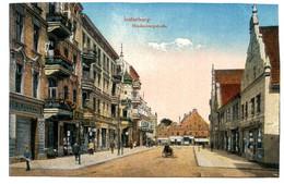 Cpa, Insterburg. N°7. 88380. Hindenburgstrabe  - RUSSIE  /n 241 - Russia