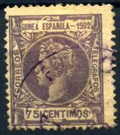 Guinea Española Nº 5. Año 1902 - Guinea Española