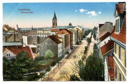 Cpa, Insterburg. N°15. 96288. Wilhelmstrabe - RUSSIE  /n 244 - Russia