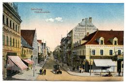 Cpa, Insterburg. N°2. 9386. Hindenburgstrabe - RUSSIE  /n 245 - Russia