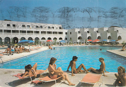 Rhodes - Sun Palace Hotel - Faliraki - Nude - Naked - Pool - 1988 - Greece - Used - Grèce