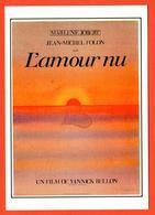 Carte Postale Illustration : Folon (cinéma Affiche Film) L'amour Nu - Folon