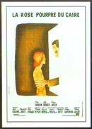 Carte Postale : La Rose Pourpre Du Caire (cinéma - Affiche - Film) Illustration Folon - Folon