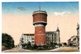 Cpa, Insterburg. N°12. 96290. Wasserturm - RUSSIE  /n 248 - Russia