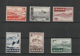 1947 SET MH* - Airmail