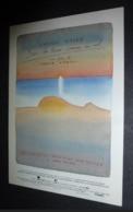 Carte Postale - Illustration Folon (cinéma Affiche Film) Sur La Terre Comme Au Ciel - Folon