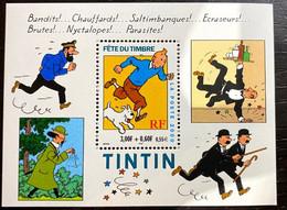 BF N° 28 - Tintin Fête Du Timbre 2000 - Parfait état - Mint/Hinged
