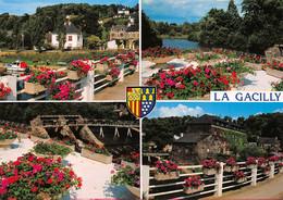 LA GACILLY    La Ville En Quatre Vues    11 (scan Recto Verso)MH2944 - La Gacilly