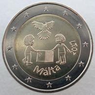 MA20017.2 - MALTE - 2 Euros Commémo. Solidarité Et Paix - 2017 - Malta