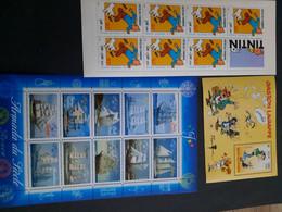 Blocs Et Feuillets Français  Neuf - Collections (en Albums)