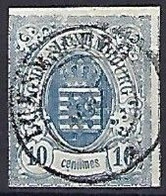 Luxembourg - Luxemburg , Timbres 1959  Armoire ° 10c Michel 6b  VC 25,- - Blocs & Feuillets