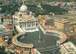 Roma - Rome - Piazza San Pietro - St Peter Square - 2014 - Italy - Italia - Used - San Pietro