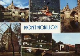 Montmorillon 86500 3 CP Modernes 059CP07 - Montmorillon