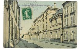 CPA 78 ST-GERMAIN-EN-LAYE COLLEGE - St. Germain En Laye